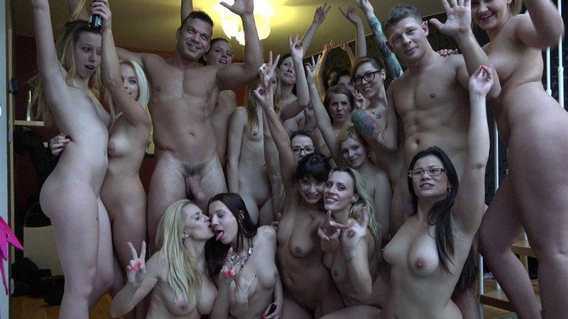 CzechHarem.com/CzechAV.com - Amateurs - Czech Harem 9 - Part 4 [FullHD 1080p]