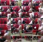 Lady Chantal, Medina, Miss Atrax and Lady Elisa - Hard faceslapping and facebusting (2012/HD)