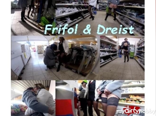 MyDirtyHobby/MDH - Double Trouble - Frivol  Dreist im Schnappchen-Markt  Frivolous  Dreist in Special offers [HD 720p]