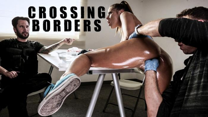 Adriana Chechik - Crossing Borders (PureTaboo) SD 480p
