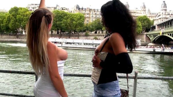 Geisha et Tiffany batifolent! [J4cqu133tM1ch3lTV.net / 1nd3c3nt3s-V01s1n3s.com] [FullHD] [1.90 GB]