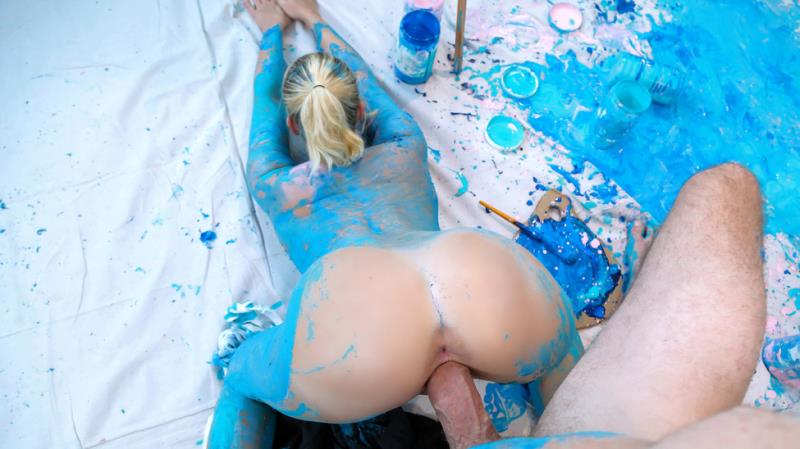 BrazzersExxtra.com / Brazzers.com: Bailey Brooke - Paint Job [SD] (287 MB)