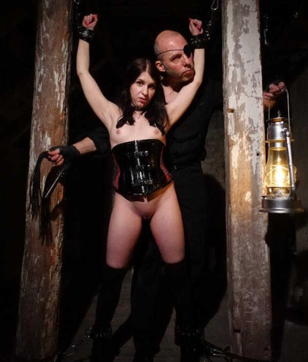 Lady Cosima, Vanessa Voxx - Hot German dominatrix Lady Cosima dominates submissive slave babe Pt 1 (BadTimeStories/PornDoePremium)  [HD 720p]