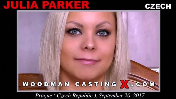 WoodmanCastingX.com: Julia Parker - Casting X 178 [SD] (393 MB)