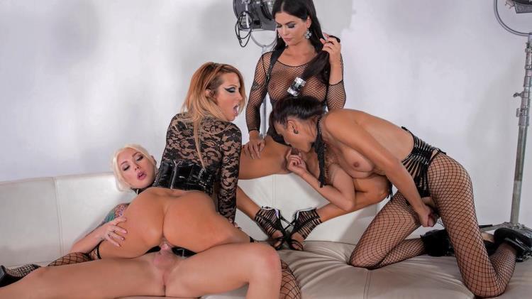 Aubrey Kate, Domino, Venus & Jessica Drake [WickedPictures / HD]
