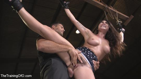 TheTrainingOfO, Kink: Karlee Grey, Begging in Bondage (SD/540p/633 MB) 16.09.2017