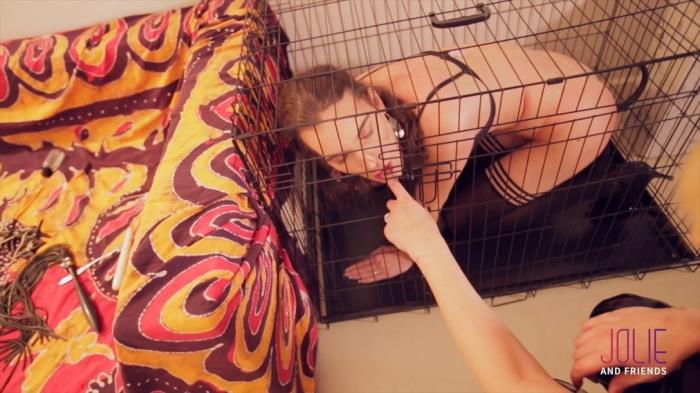 Kira & Nikki / Kira & Nikki Anal Sissy Training (JolieAndFriends) HD 720p