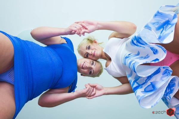 CzechVRFetish, CzechVR - Lucia Fernandez & Rossella Visconti - Czech VR Fetish 087 - Double Face - Sitting [3D, 2K UHD, 1440p]