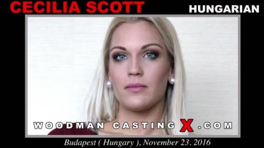 WoodmanCastingX: Cecilia Scott - Casting X 170 * Updated * (SD/540p/1.01 GB) 21.10.2017
