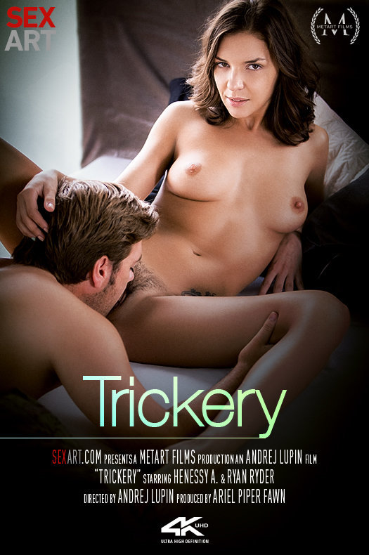 SexArt, MetArt: Henessy A - Trickery (SD/360p/240 MB) 20.10.2017
