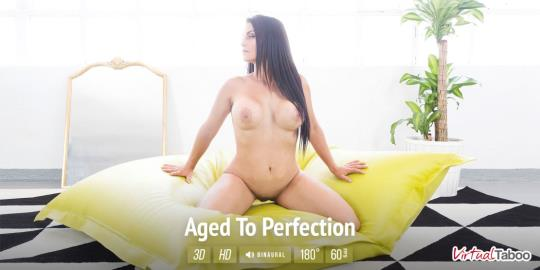 VirtualTaboo: Bianka Blue - Aged To Perfection [VR Porn] (2K UHD/1500p/1.88 GB) 22.10.2017
