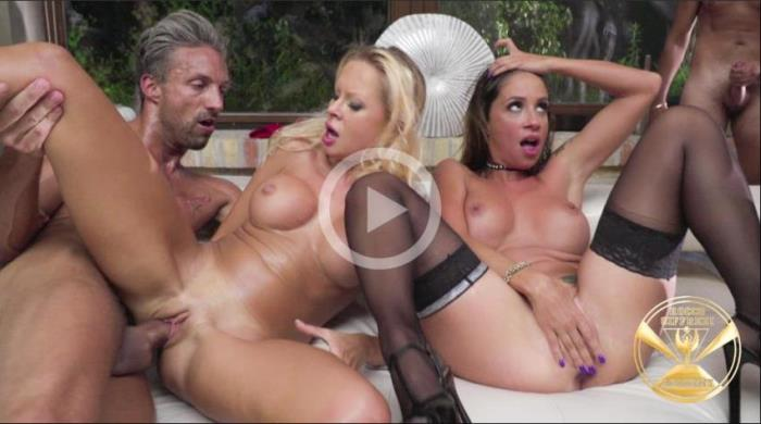 RoccoSiffredi: Malena, Blueangy, Linda Leclair, Joanna Bujoli, Silvia Lamberti - Live Shows - September - Episode 1, Parts 1-3  [SD 400p] (1.36 Gb)