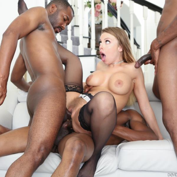 Britney Amber - Blacked Out 8, Scene 2 (DevilsFilm.com)  [HD 720p]