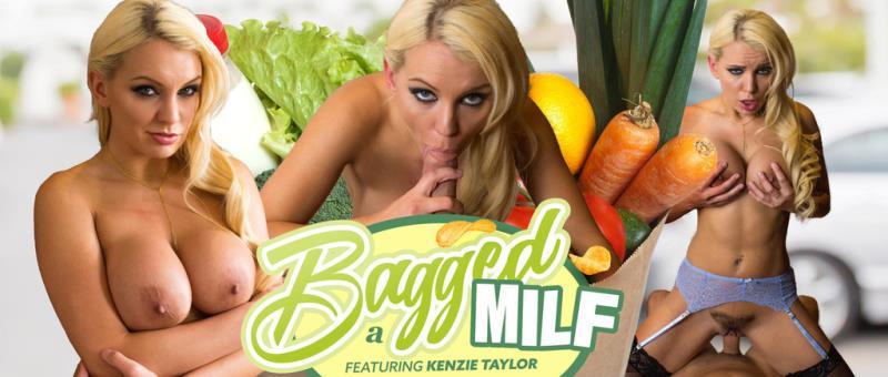 MilfVR.com: Kenzie Taylor - Bagged a MILF [FullHD] (2.42 GB) VR Porn