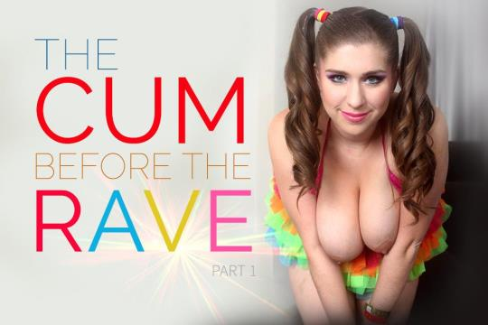 HoloGirlsVR: Alex Chance - The Cum Before the Rave - Part 1 [VR Porn] (4K UHD/3840p/2.68 GB) 28.10.2017