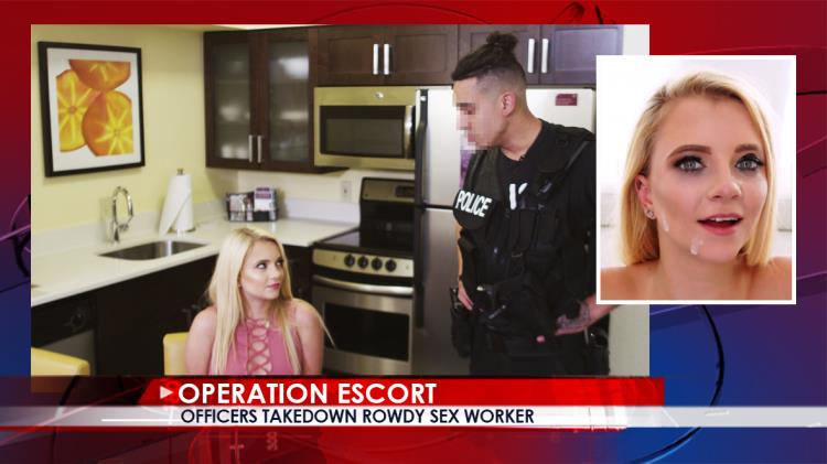 Riley Star - Officers Takedown Rowdy Sex Worker [OperationEscort / SD]
