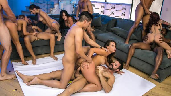 ZZSeries, Brazzers - Brazzers House 2 Finale [SD, 480p]