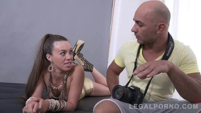 LegalPorno.com - Tiffany Doll assfucked by four guys & double penetration SZ1418 [SD, 480p]