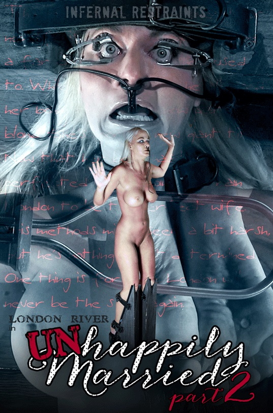 InfernalRestraints.com: London River - Unhappily Married Part 2 [HD] (2.98 GB)