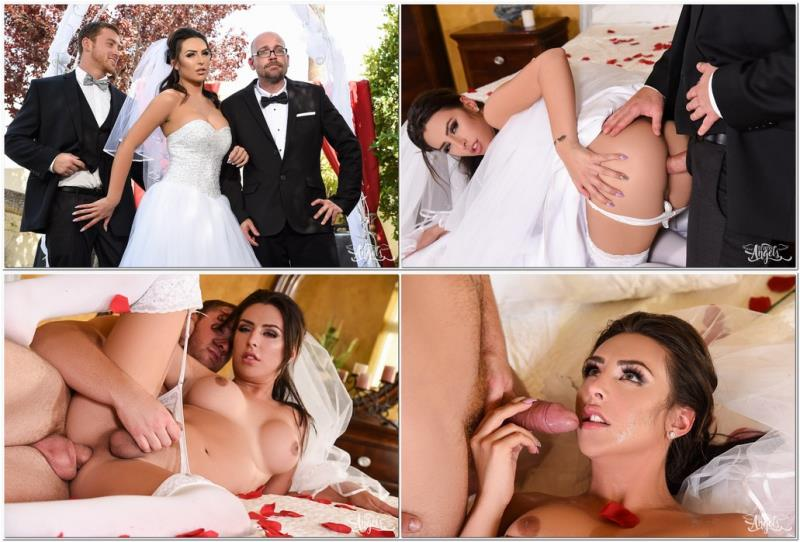 TransAngels.com: Chanel Santini & Connor Maguire - Here Cums the Bride [FullHD] (1.11 GB)