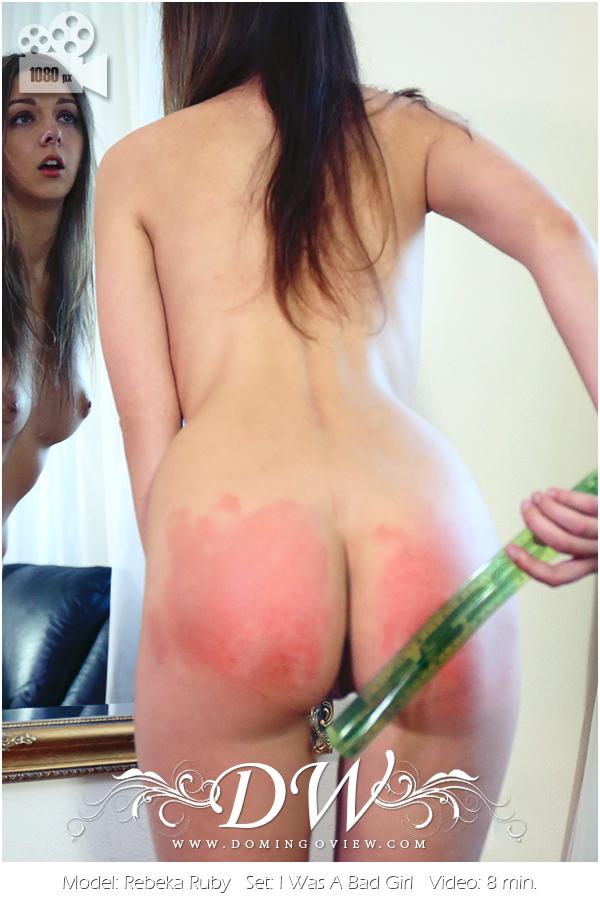 Rebeka Ruby - I Was A Bad Girl (DomingoView) FullHD 1080p
