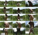 At the lake [HD, 720p] [DirtyGardenGirl.com]
