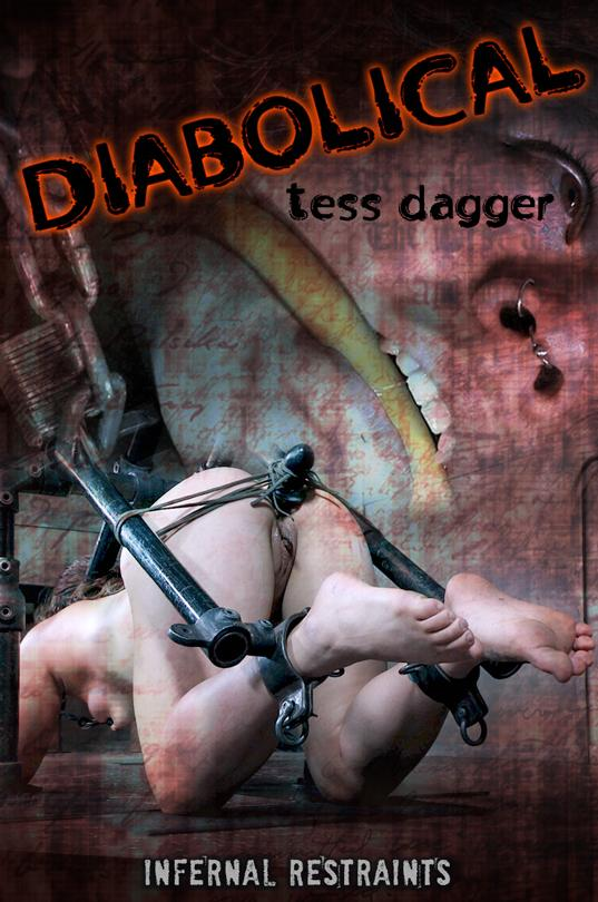 Tess Dagger - Diabolical / 19-10-2017 (InfernalRestraints) [SD/480p/MP4/241 MB] by XnotX