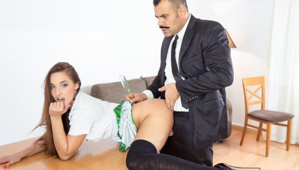 Amirah Adara - Funny sex ed tutorial on how to roleplay with Hungarian hottie Amirah Adara - PornDoePedia.com / PornDoePremium.com (SD, 240p)