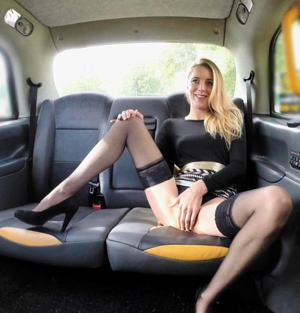 FakeTaxi: - Melody Pleasure - - Sexy Holland lady in stockings (2017) FullHD - 1080p