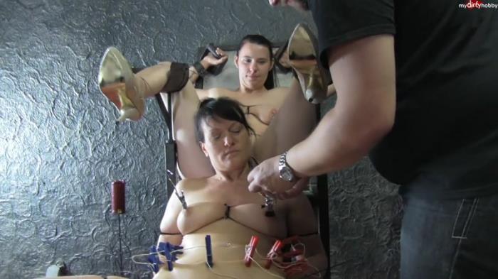 RealesFetishPaar - Extrem Kabelbinder Girl Girl 2 [MDH] 720p