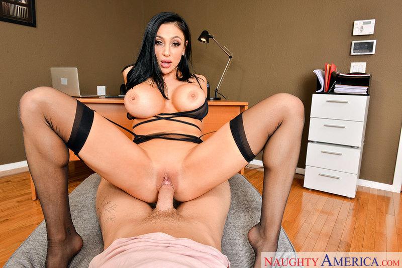 NaughtyAmerica.com: Audrey Bitoni [FullHD] (2.68 GB) VR Porn