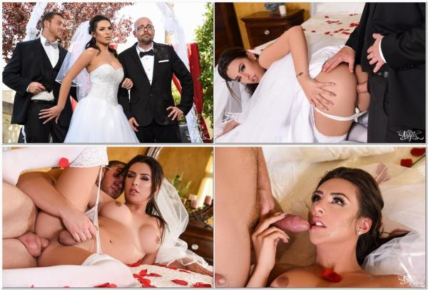 Chanel Santini & Connor Maguire - Here Cums the Bride - TransAngels.com (FullHD, 1080p)