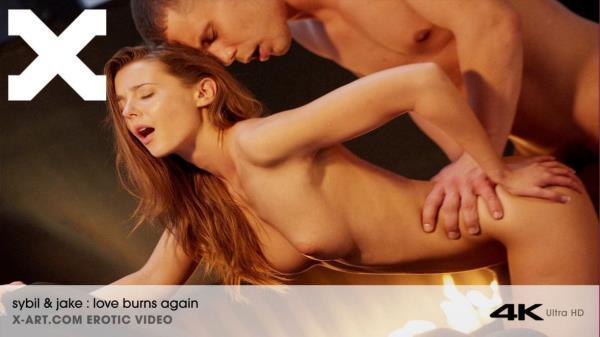 X-Art - Sybil A - Love Burns Again [HD, 720p]