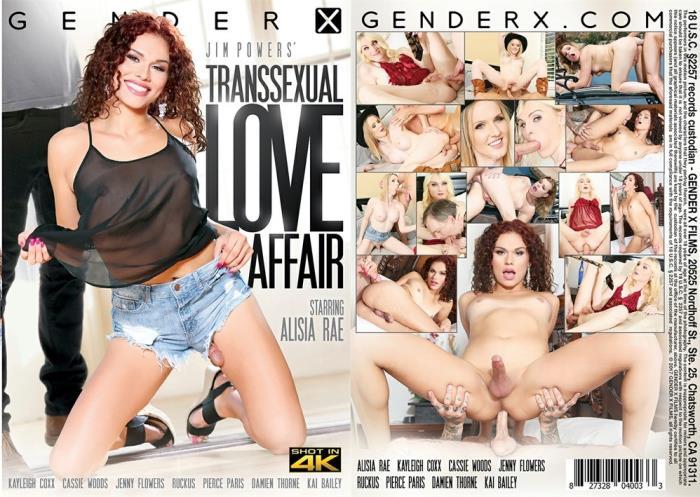 Transsexual Love Affair - Kayleigh Coxx, Jenny Flowers, Alisia Rae, Cassie Woods - Jim Powers (Genderx) FullHD 1080p