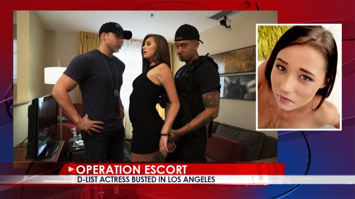 Carolina Sweets - D-List Actress Busted In Los Angeles (OperationEscort) SD 480p