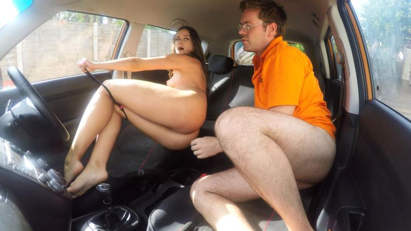 FakeDrivingSchool.com: Cassidy Klein - Cum hungry fiery Californian babe [HD] (894 MB)