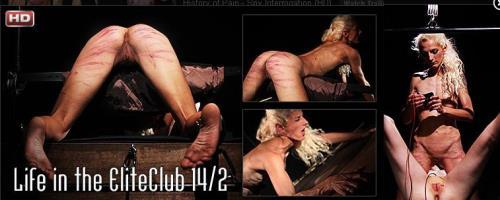 Life in the EliteClub 14, part - Torture (SiteRip/ElitePain/SD480p)