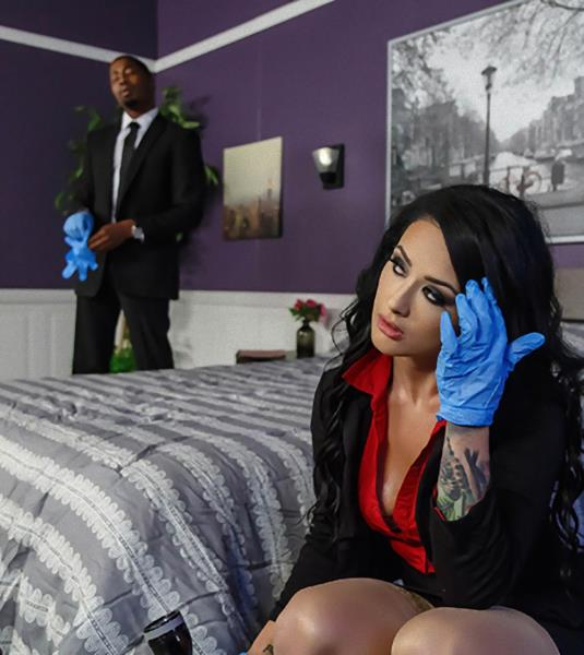 Katrina Jade - Cumming Up With The Evidence (BigTitsAtWork.com/Brazzers.com)  [HD 720p]