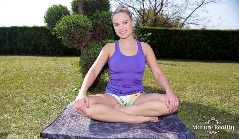 MatureReality.com: Barra Brass - Horny Yoga [2K UHD] (5.08 GB) VR Porn