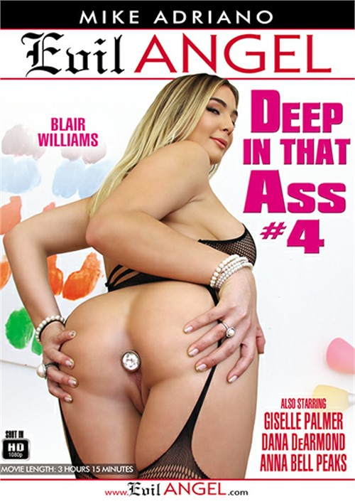 Deep In That Ass 4 [DVDRip 406p]