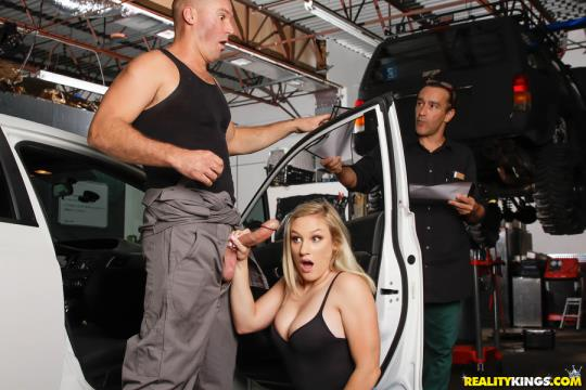 SneakySex, RealityKings: Daisy Lynne - Body Work (SD/432p/239 MB) 14.10.2017