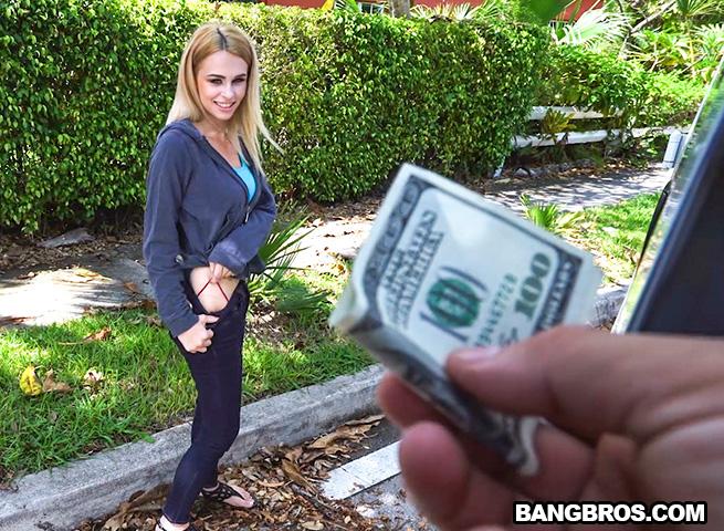 BangBus.com / BangBros.com: Lilli Dixon - Outsmarting a Hustler For Sex [SD] (412 MB)