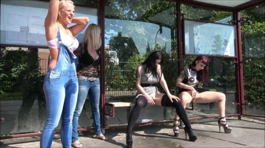 MDH: Alissa-Noir - Blondes vs. Brunettes - Who pees better (HD/720p/242 MB) 23.10.2017