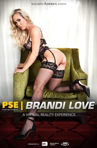 Brandi Love (PSE) [Naughtyamerica, NaughtyamericaVR / 2K UHD / 3D VR]