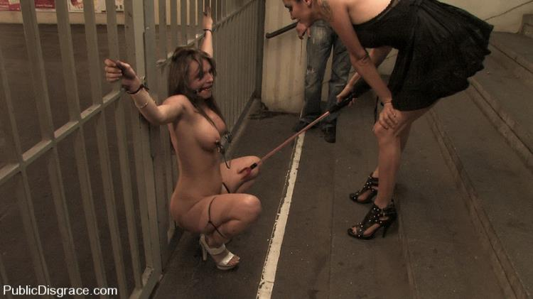 Harmony Rose & Princess Donna - Harmony Rose: Street Whore [Kink, PublicDisgrace / HD]