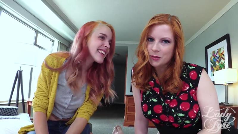 Lady Fyre, Amarna Miller - American Taboo (Clips4Sale) FullHD 1080p