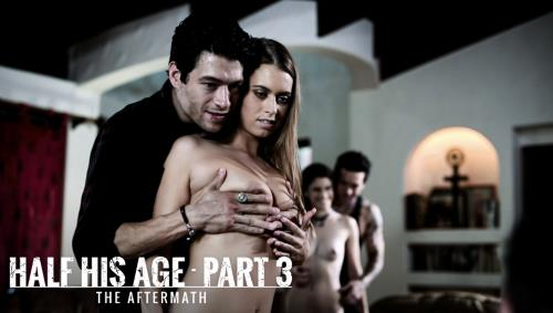 Jill Kassidy, Kristen Scott - Half His Age - Part 3 [SD, 400p] [PureTaboo.com]