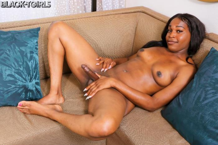 Genesis - Cumshot Thursday: Genesis! (Black-TGirls) HD 720p