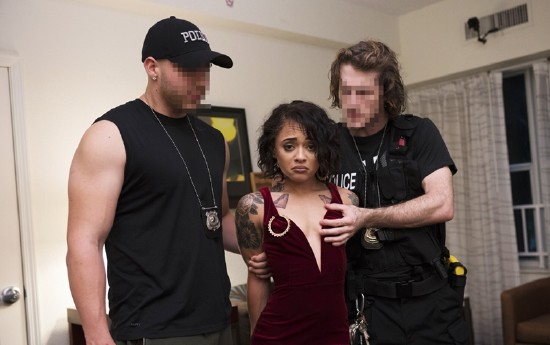 OperationEscort - Holly Hendrix [Former Pageant Queen Busted Escorting] (SD 480p)