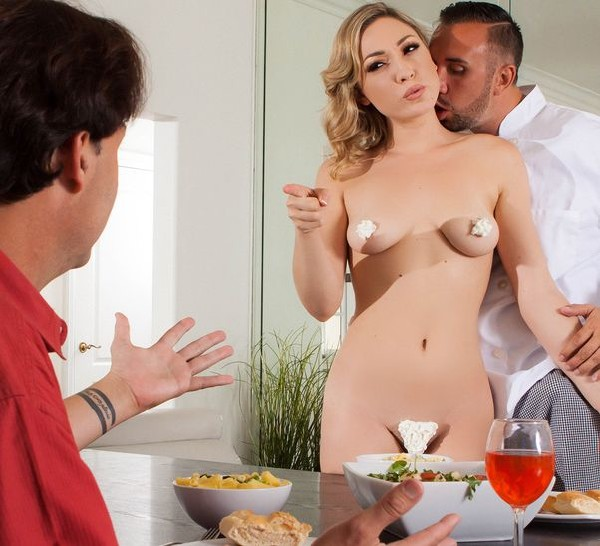 RealWifeStories/BraZZers - Lily Labeau [Just Desserts] (FullHD 1080p)